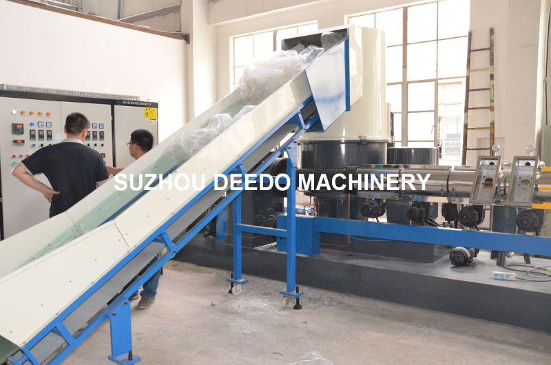 Granlating Machine for Waste PP PE PVC Film