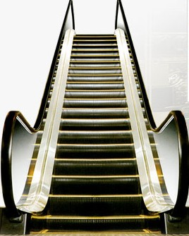 Fjzy Indoor Escalator with 30 Degree 1000mm Step Width