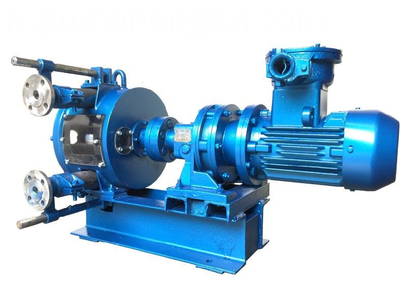Cement Sand Hose Pumps