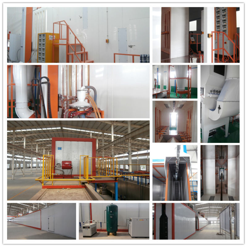 Aluminum Profile Painting Line/ Powder Coating Line