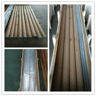 St44 ASTM A53 / A106 Gr. B Carbon Seamless Steel Pipe