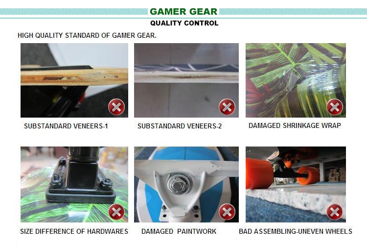 Gamer Glass Board (GGB-04)