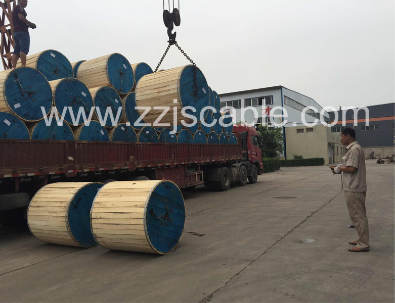 XLPE Insulated PVC or PE Sheathed Electrical Power Cable