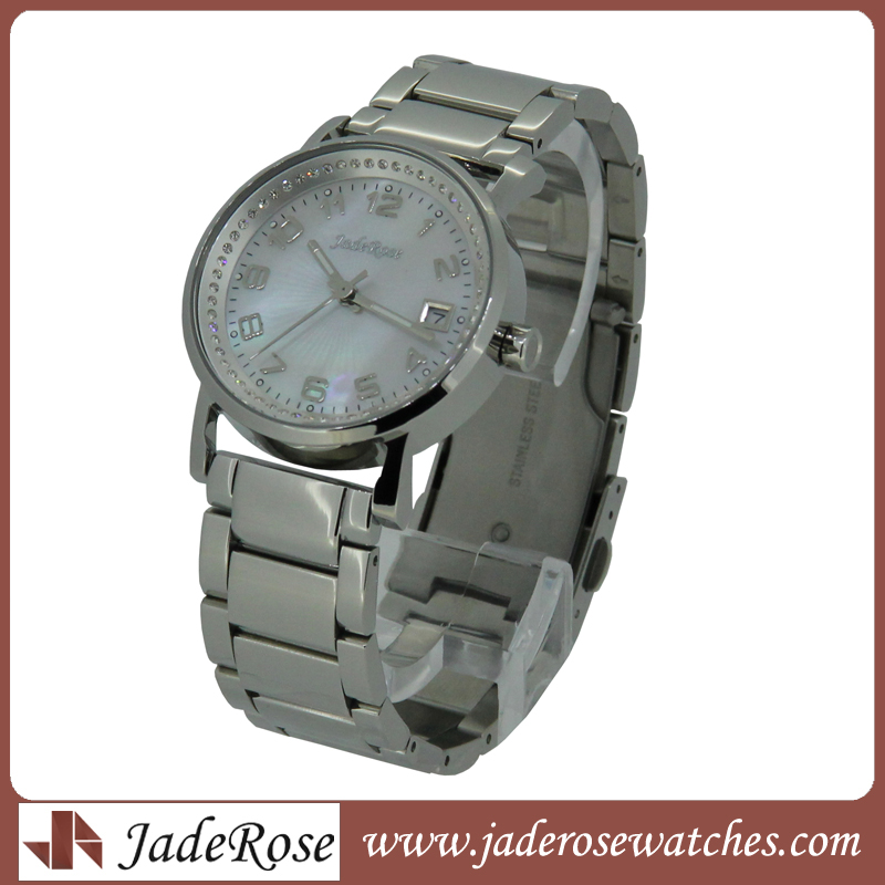 High Quality Stainless Steel Watch Fashion Men's Business Watch