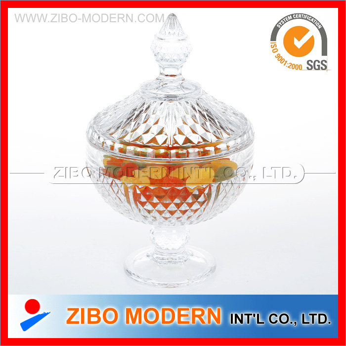 Glassware Glass Candy Jar