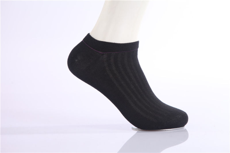 Simple Design Comfortable Wear Man Cotton Sport Socks