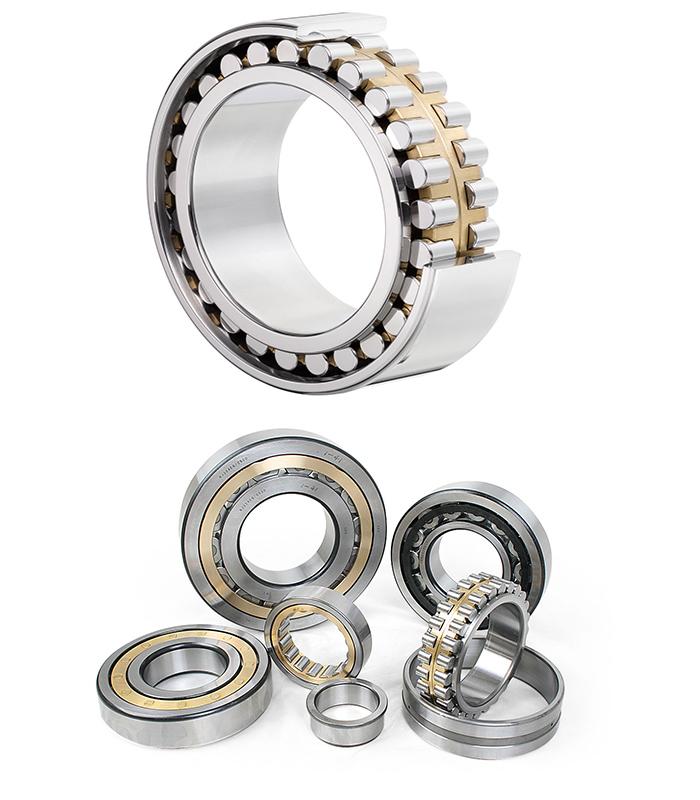 Cylindrical Roller Bearing Nu317em Bearing Ceramic Bearing for Bike