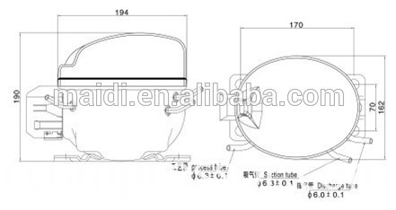 bitzer compressor wiring diagram imageresizertool com copeland semi hermetic compressor wiring diagram #7