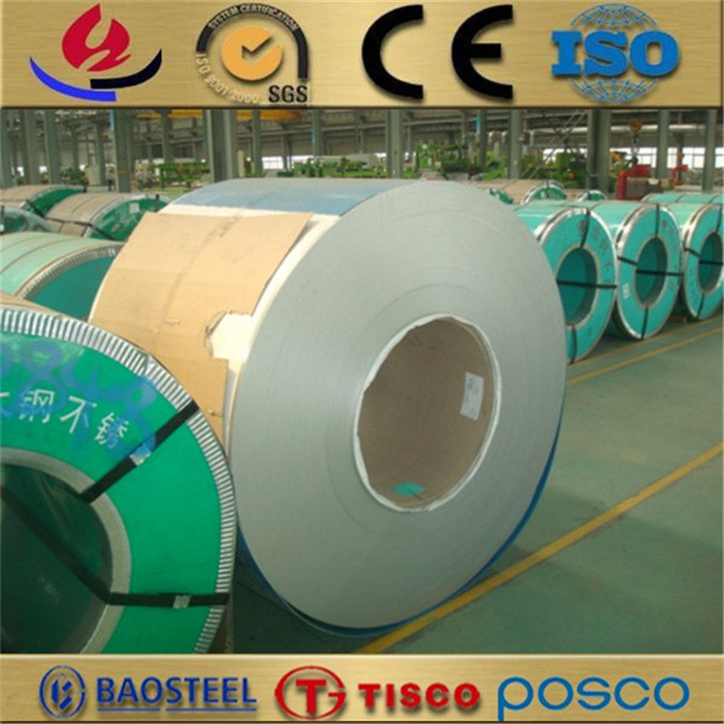 201 Stainless Steel Seamless Pipe / Welded Tube for Water Treatment Facilities