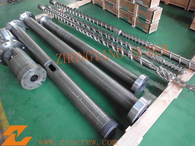 Extrusion Single Screw and Barrel