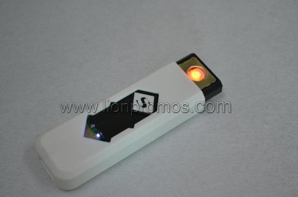 Creative Gift Cigarette USB Flameless Lighter