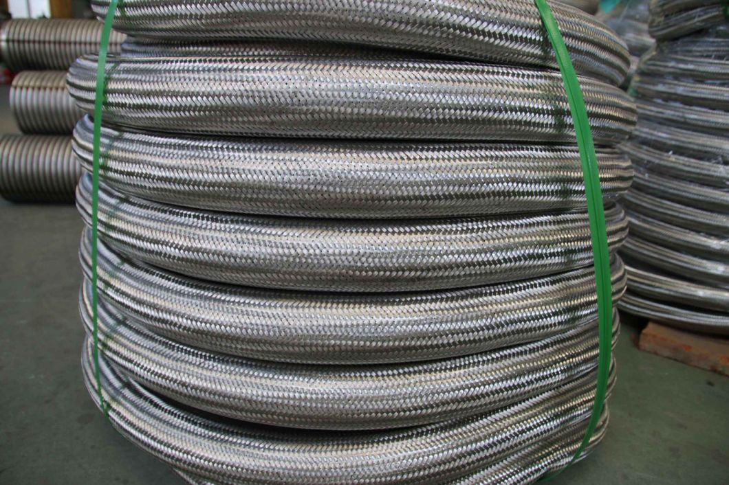 304 Stainless Steel Flexible Metal Hose