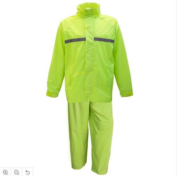 Popular Outdoor Camouflage Rain Poncho Breathable Raincoat