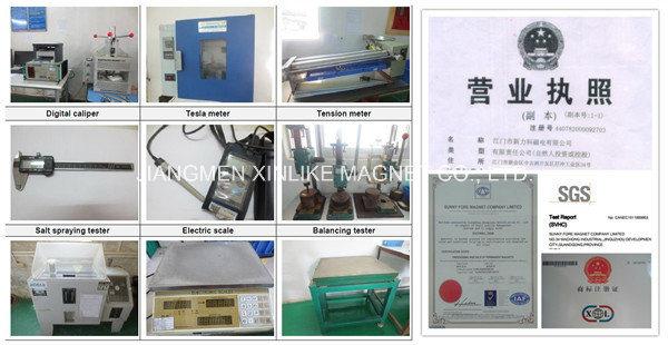 Different Surface Coating Bar Cylinder Magnet