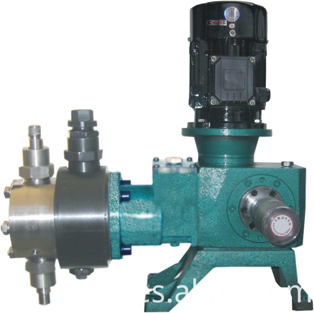 OIL Hydraulic Metering Pump