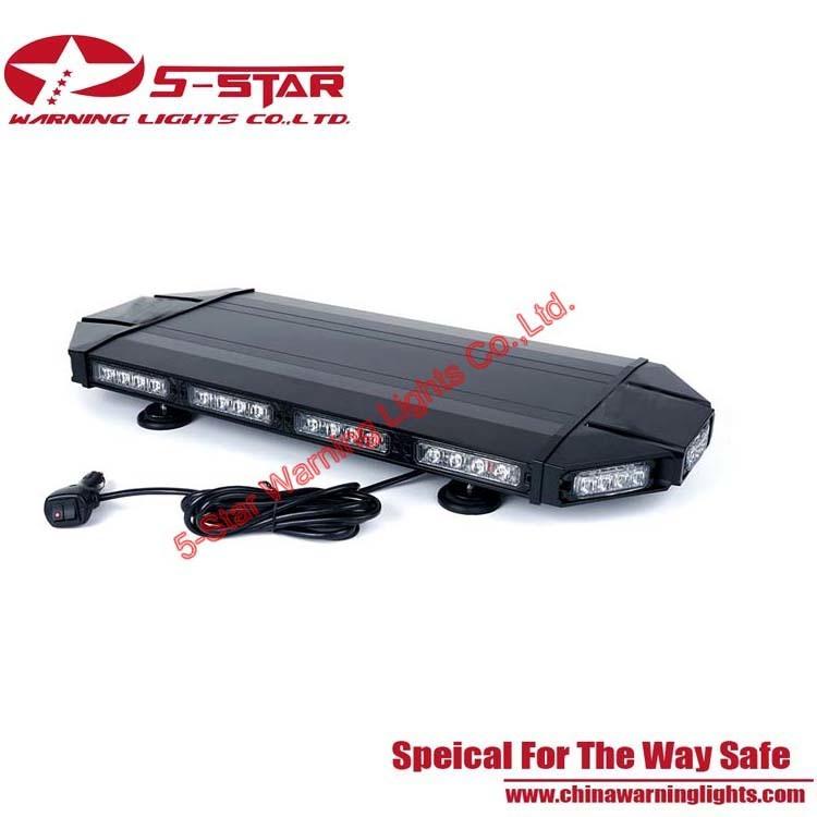 ECE R65 Super Bright Police Firefighting LED Mini Lightbar