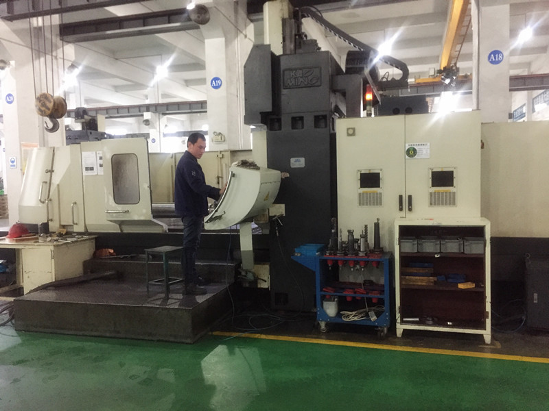 ODM Service Best Quality Machining Parts CNC Machine Shop
