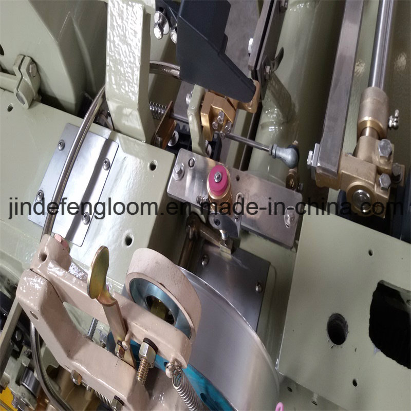 Single Nozzle Waterjet Weaving Loom Textile Machine with Single Pump