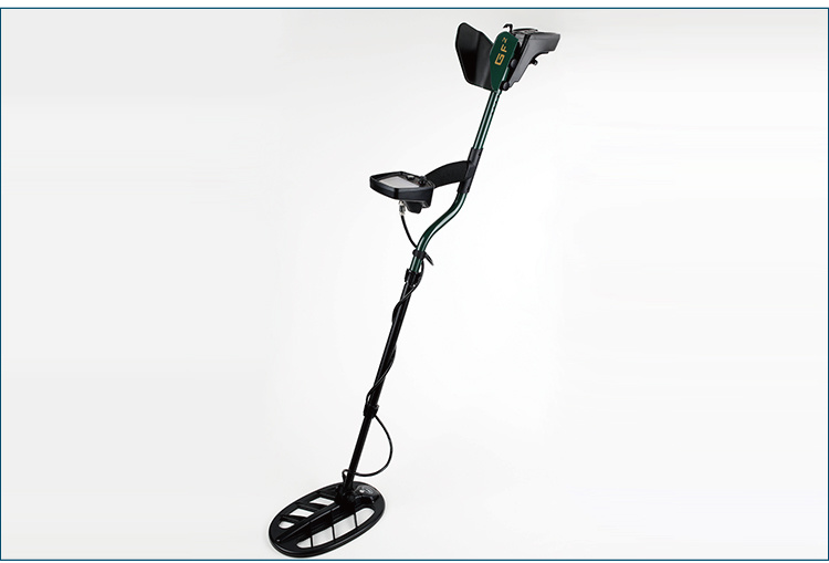 Large LCD Ground Gold Metal Detector (GF2)