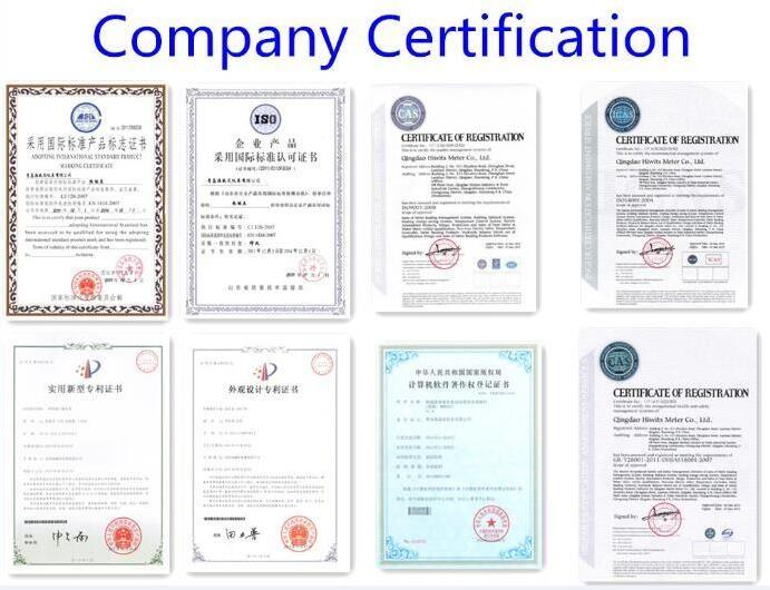 China Manufacturers Smart IP68 R250 Class C Horizontal Water Meter