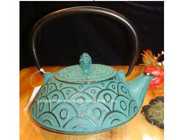 PCE08 Cast Iron Tea Kettle Supplier