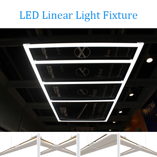 DIY Connect LED Linear Lighting Bar with Dlc