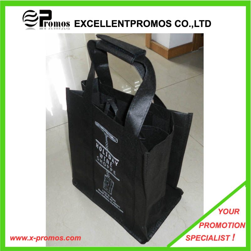 Promotional Non Woven Bottle Wine Bag (EP-B1302)