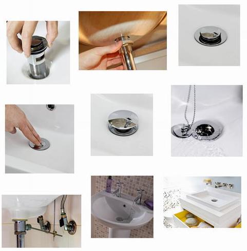 Bathroom Component Chinese Supplier Basin & Bathtub Waste Drain
