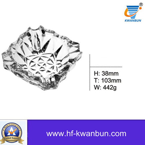 Glass Ashtray with Good Price Kb-Jh06193