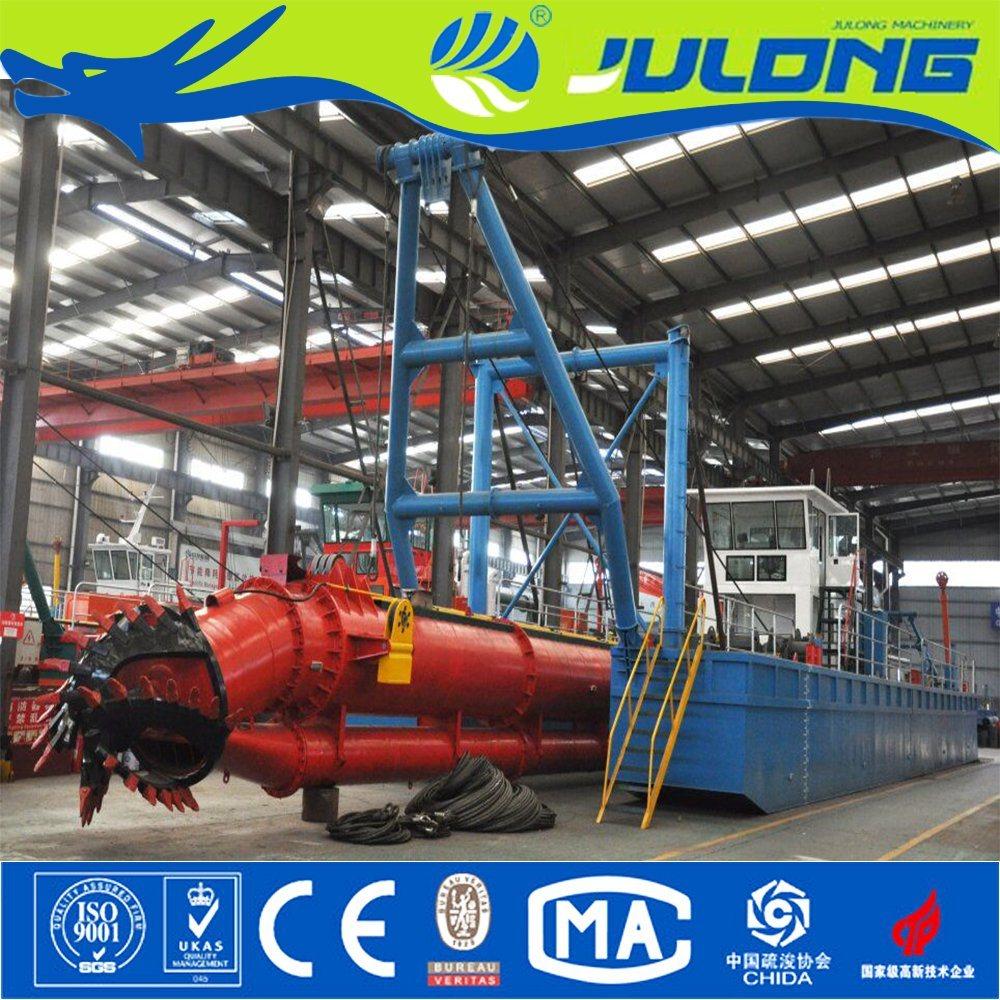 Julong Brand Jl-CSD200&8 Inch Cutter Suction Dredger