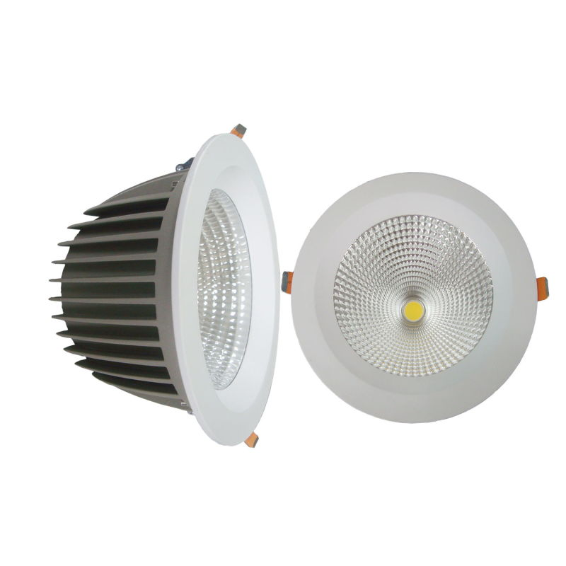 High Quality TUV Ce RoHS Approved 900lm 10W COB LED Down Light