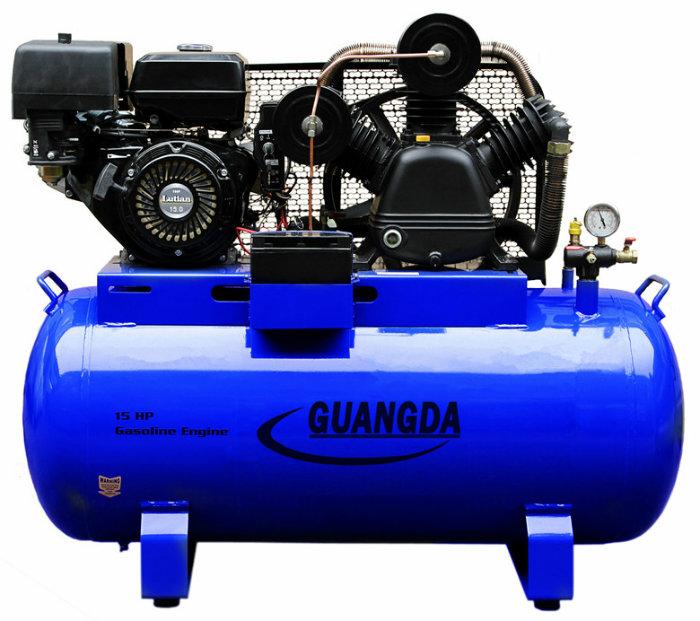 15HP Air Compressor with Petrol Engine (W-1.0/12.5)