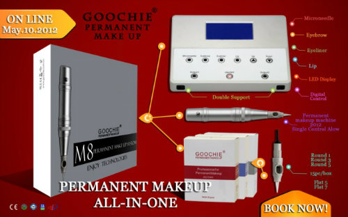 Permanent Makeup Machine Eyebrow Lip Beauty Machine