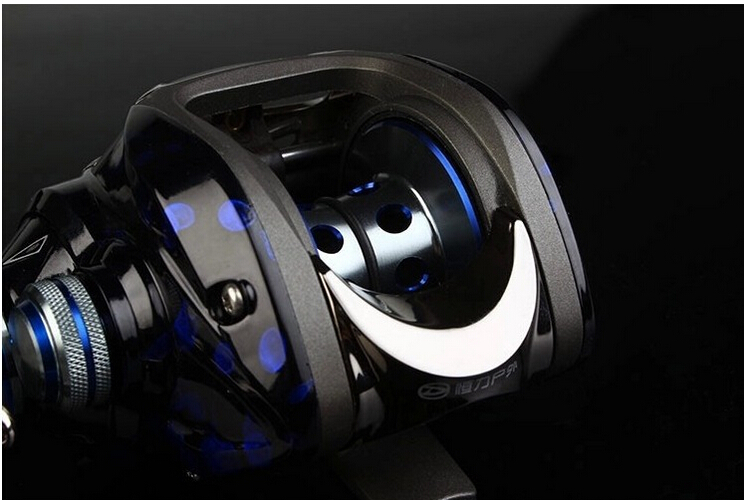New Design Overlight Baitcationg Reel