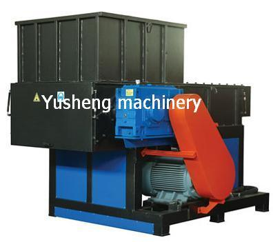 Plastic Double Shaft Crusher for Film/Bags