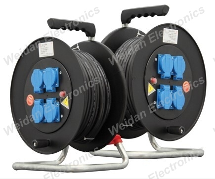 Euro Power Cable Reel