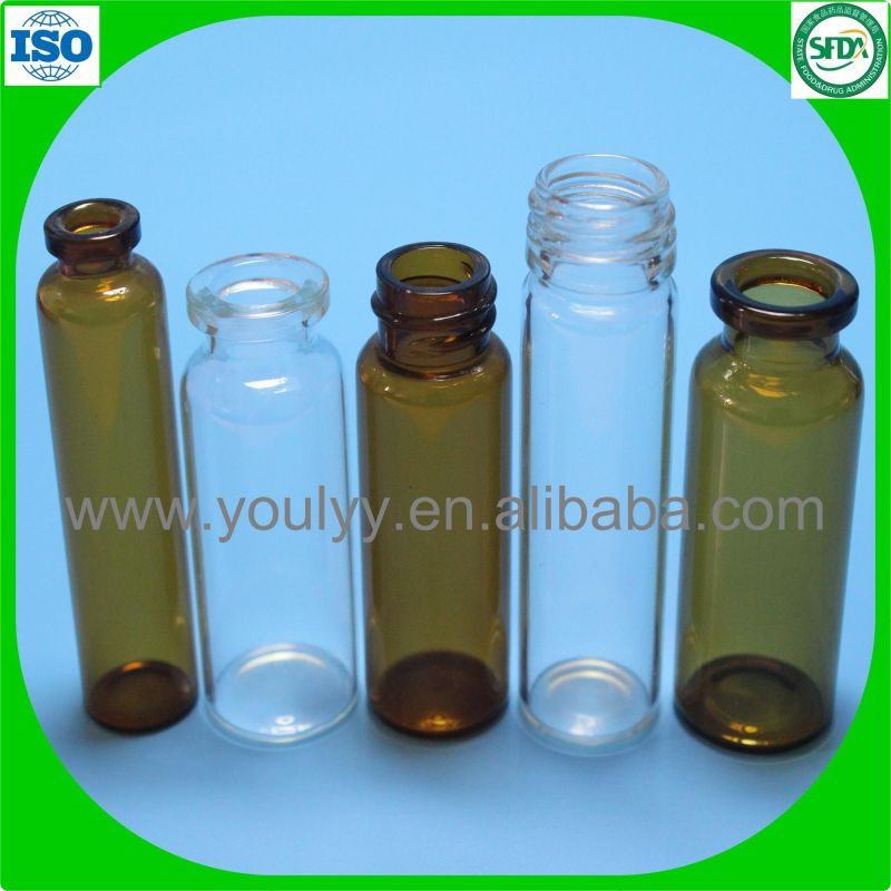 Pharmaceutical Glass Vial (1-35ml)