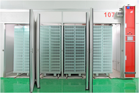 Multi -Stage Large Capacity Automatic Incubator with Ce