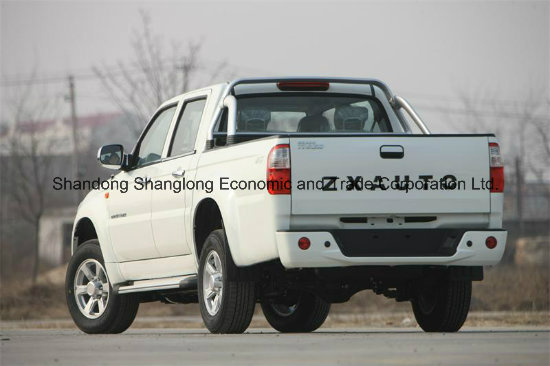 China 4X2 Diesel Pickup with Euro 3 Engine