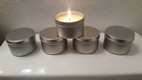 Natural massage Candle