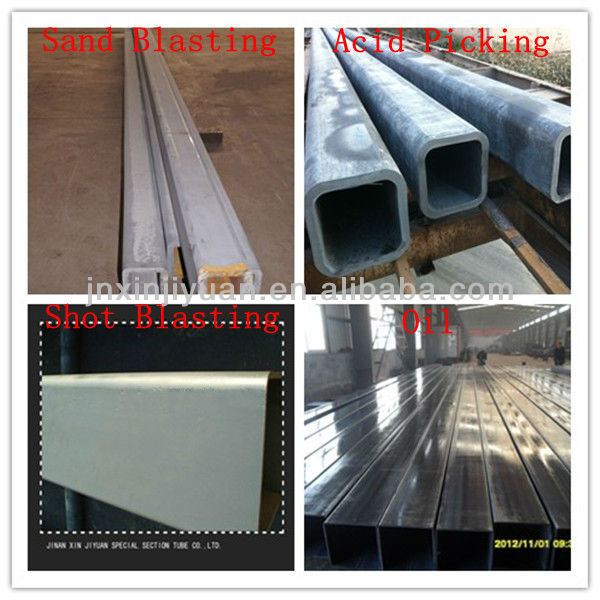 Rectangular Metal Tubing