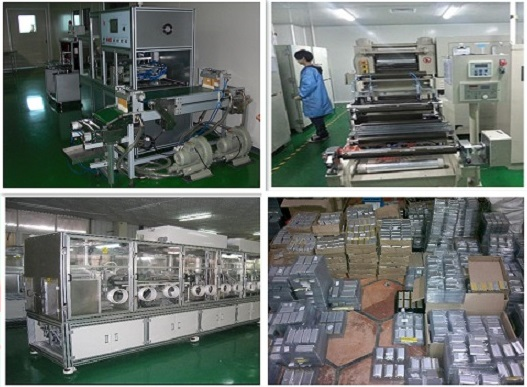 503759 Rechargeable 3.7V 1200mAh Li-Polymer Battery