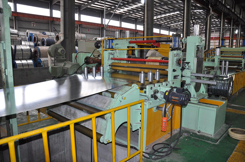 Steel Coil Slitting Machine for Hot Rolled Coil and Cold Rold Coil