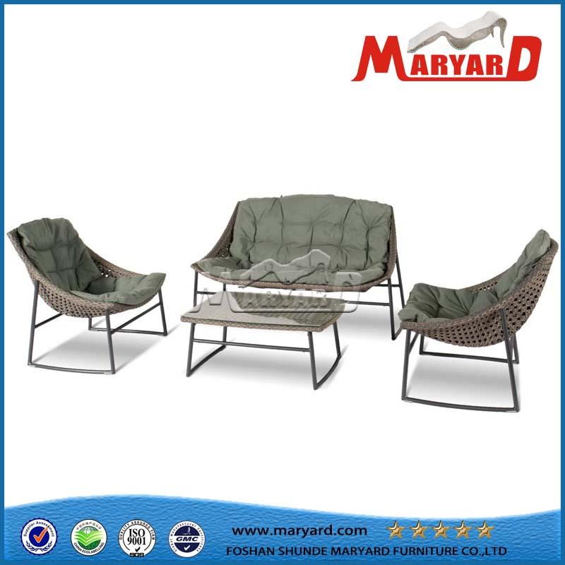 Living Room Furniture Patio Sofa Set