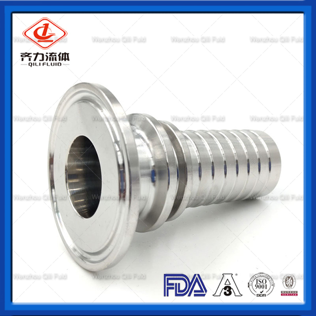 Heat Resistant Heavy Duty Hydraulic Hose Nipple Fitting