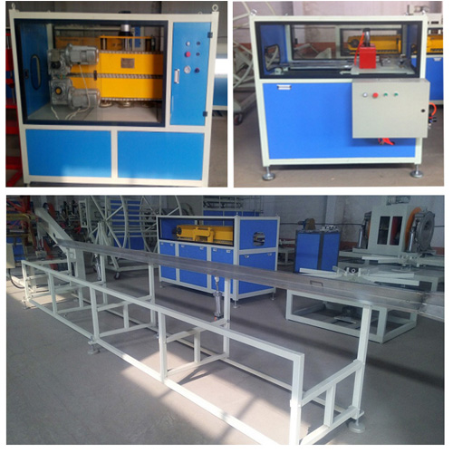 UPVC Pipe Extrusion Making Machine Line