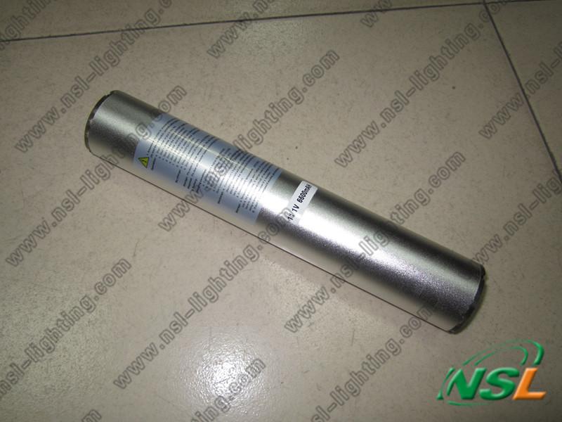 HID Flashlight 24W/35W/50W/65W/75W/85W with Rechargeable Battery
