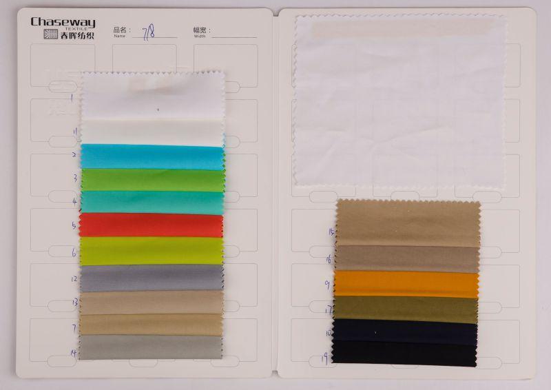 100% Cotton Twill Thicken Tencel Texture Fabric