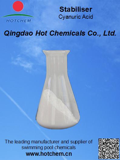 Pool Chlorine Ica Cyanuric Acid Powder/Granular/Tablet