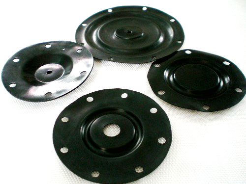 Custom Nitrile Rubber Diaphragm for CNG LNG Applications